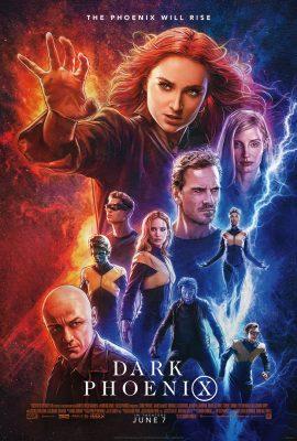 Xem phim Dị Nhân: Phượng hoàng bóng tối – X-Men: Dark Phoenix (2019)
