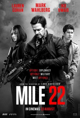 Xem phim Mốc 22 – Mile 22 (2018)