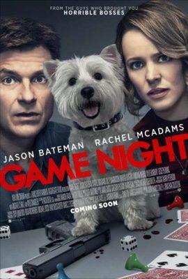Xem phim Đêm chơi nhớ đời – Game Night (2018)
