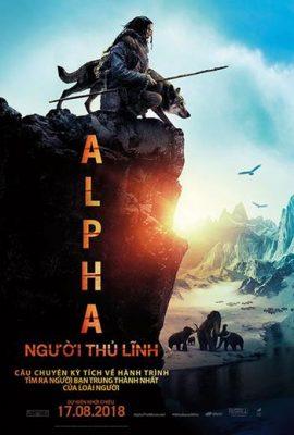 Xem phim Người Thủ Lĩnh – Alpha (2018)