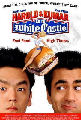 Xem phim Harold & Kumar: Cuộc phiêu lưu tới lâu đài trắng – Harold & Kumar Go to White Castle (2004)