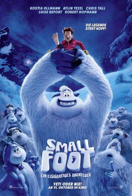 Xem phim Chân Nhỏ, bạn ở đâu? – Smallfoot (2018)