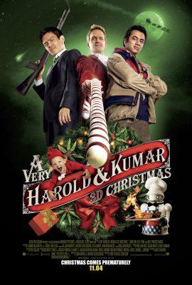 Xem phim Giáng sinh của Harold và Kumar – A Very Harold & Kumar Christmas (2011)