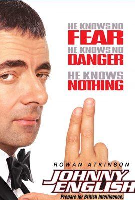 Xem phim Điệp viên không không thấy – Johnny English (2003)
