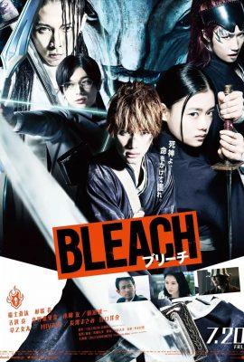 Xem phim Sứ Giả Thần Chết – Bleach (2018)