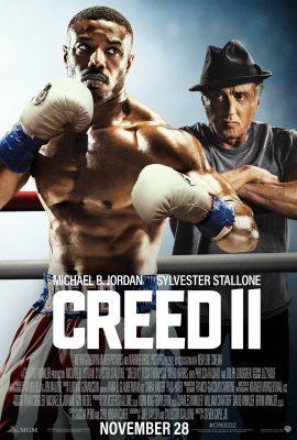 Xem phim Tay Đấm Huyền Thoại 2 – Creed II (2018)