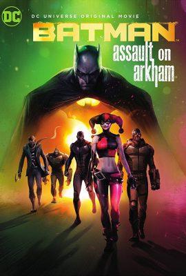 Xem phim Người Dơi: Đột kích Arkham – Batman: Assault on Arkham (Video 2014)