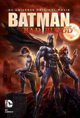 Xem phim Người dơi: Mối hận thù – Batman: Bad Blood (2016)