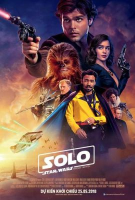 Xem phim Solo: Star Wars Ngoại Truyện – Solo A Star Wars Story (2018)