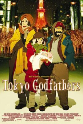 Xem phim Một Đêm Tuyết Phủ – Tokyo Godfathers (2003)