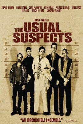Xem phim Nghi Phạm Vô Hình – The Usual Suspects (1995)