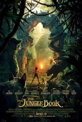 Xem phim Cậu bé rừng xanh – The Jungle Book (2016)
