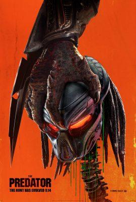 Xem phim Quái Thú Vô Hình – The Predator (2018)
