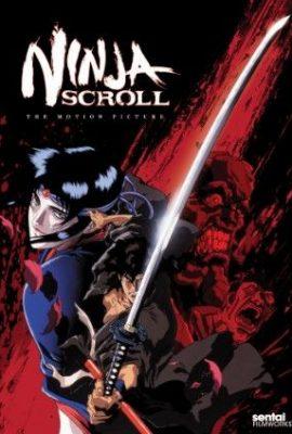 Xem phim Lãng Khách Ninja – Ninja Scroll (1993)