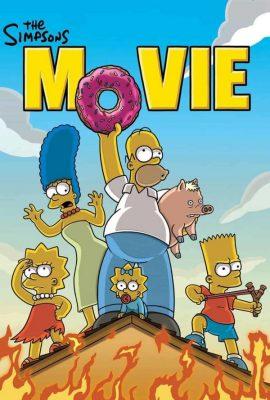Xem phim Gia Đình Simpsons – The Simpsons Movie (2007)
