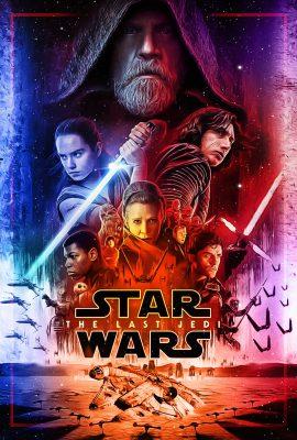 Xem phim Chiến tranh giữa các vì sao: Tập 8 – Jedi cuối cùng   Star Wars: Episode VIII – The Last Jedi (2017)