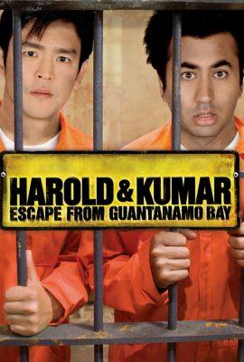 Xem phim Harold & Kumar Trốn Thoát Khỏi Vịnh Guantanamo – Harold & Kumar Escape from Guantanamo Bay (2008)
