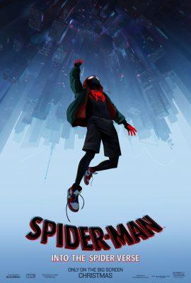 Xem phim Người Nhện: Vũ Trụ Mới – Spider-Man: Into the Spider-Verse (2018)