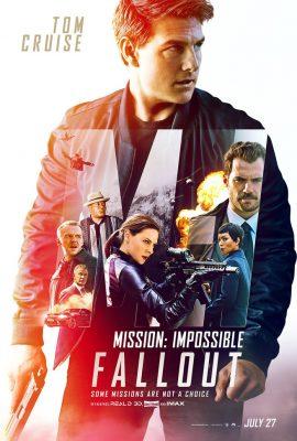 Xem phim Nhiệm Vụ Bất Khả Thi:  Sụp đổ – Mission Impossible: Fallout (2018)