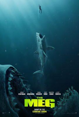 Xem phim Cá mập siêu bạo chúa – The Meg (2018)