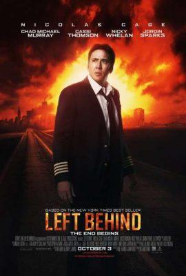 Xem phim Những Kẻ Sống Sót – Left Behind (2014)