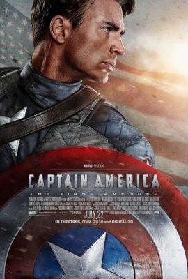 Xem phim Đội Trưởng Mỹ: Kẻ Báo Thù Đầu Tiên – Captain America: The First Avenger (2011)