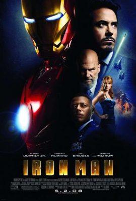 Xem phim Người Sắt – Iron Man (2008)