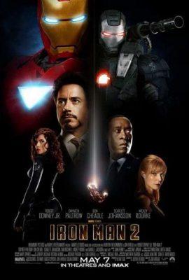 Xem phim Người Sắt 2 – Iron Man 2 (2010)