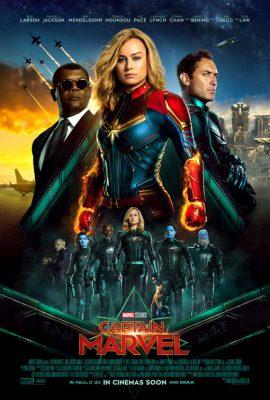 Xem phim Đại úy Marvel – Captain Marvel (2019)