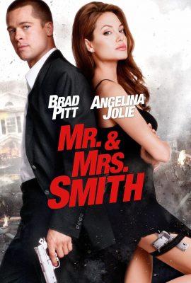 Xem phim Ông bà Smith – Mr. & Mrs. Smith (2005)