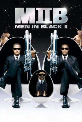 Xem phim Đặc Vụ Áo Đen 2 – Men in Black II (2002)