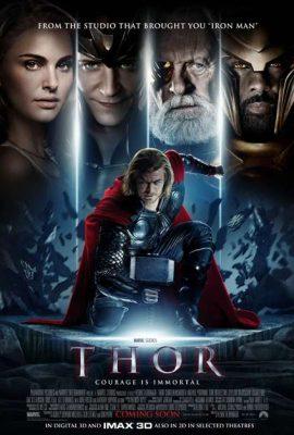 Xem phim Thần Sấm – Thor (2011)