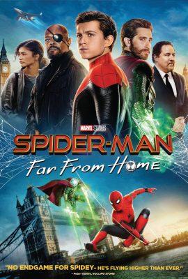 Xem phim Người Nhện xa nhà – Spider-Man: Far from Home (2019)