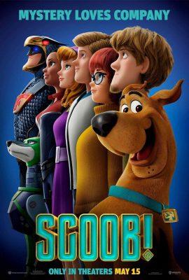 Xem phim Cuộc phiêu lưu của Scooby-Doo – Scoob! (2020)