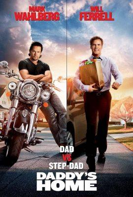 Xem phim Bố ngoan, bố hư – Daddy's Home (2015)