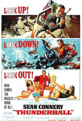 Xem phim Quả Cầu Sấm Sét – Thunderball (1965)