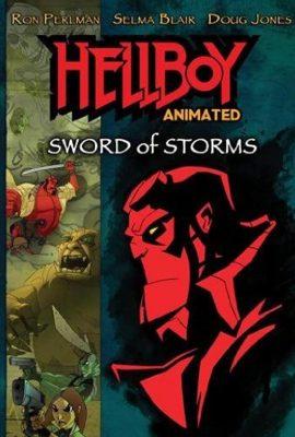 Xem phim Quỷ Đỏ: Thanh kiếm bão táp – Hellboy Animated: Sword of Storms (2006)