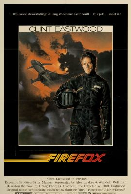 Xem phim Cáo Lửa – Firefox (1982)