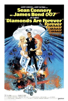 Xem phim Kim Cương Vĩnh Cửu – Diamonds Are Forever (1971)