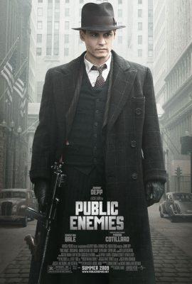 Xem phim Kẻ Thù Quốc Gia – Public Enemies (2009)
