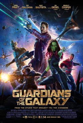Xem phim Vệ Binh Dải Ngân Hà – Guardians of the Galaxy (2014)