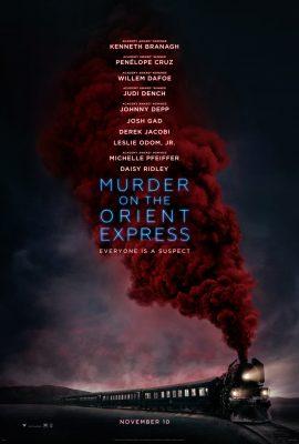 Xem phim Án mạng trên tàu tốc hành phương Đông – Murder on the Orient Express (2017)