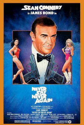 Xem phim Đừng Bao Giờ Nói Không Nữa – Never Say Never Again (1983)