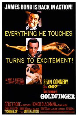 Xem phim Ngón tay vàng – Goldfinger (1964)