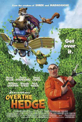 Xem phim Bí Mât Sau Hàng Rào – Over the Hedge (2006)