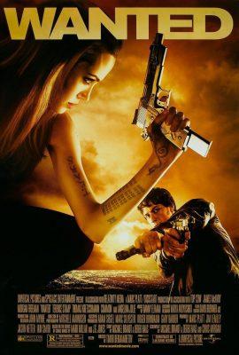 Xem phim Truy Sát – Wanted (2008)