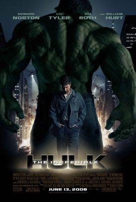 Xem phim Người khổng lồ xanh phi thường – The Incredible Hulk (2008)