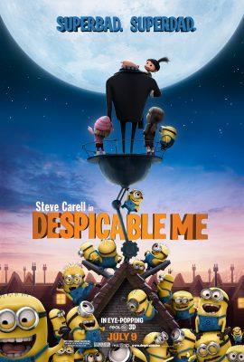 Xem phim Kẻ trộm mặt trăng – Despicable Me (2010)
