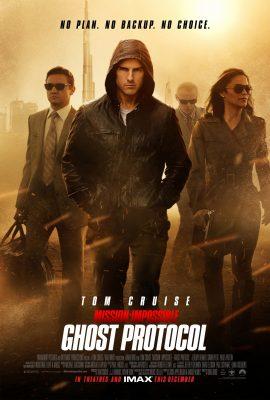 Xem phim Nhiệm Vụ Bất Khả Thi: Chiến Dịch Bóng Ma – Mission: Impossible – Ghost Protocol (2011)