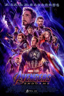 Xem phim Avengers: Hồi kết – Avengers: Endgame (2019)